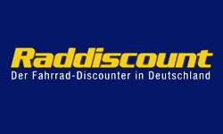 Raddiscount Online-Shop, der Fahrrad-Discounter Gutschein